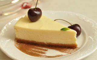 Чизкейк — вкуснейший десерт, пошаговый рецепт
