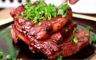 Жаренные свиные ребрышки рецепт на сковороде