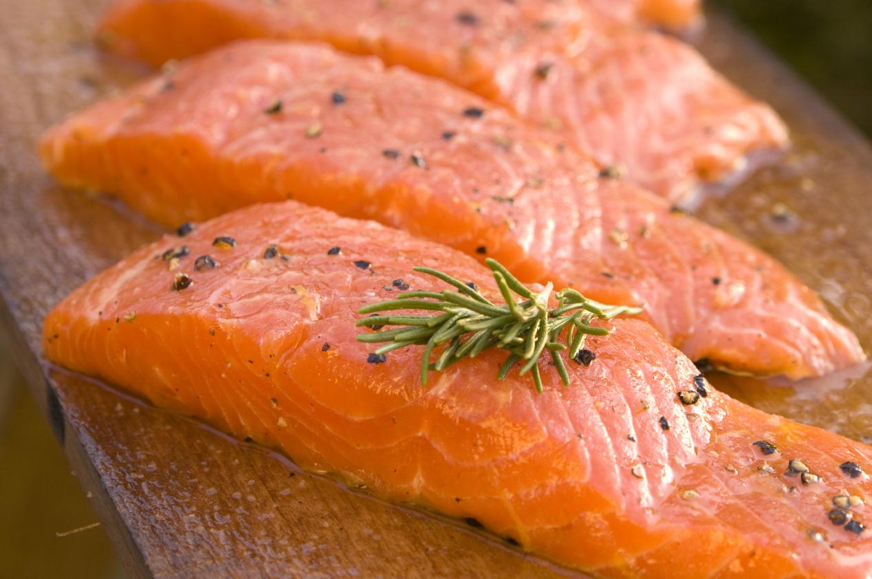 Картинки по запросу Мясо красной рыбы
