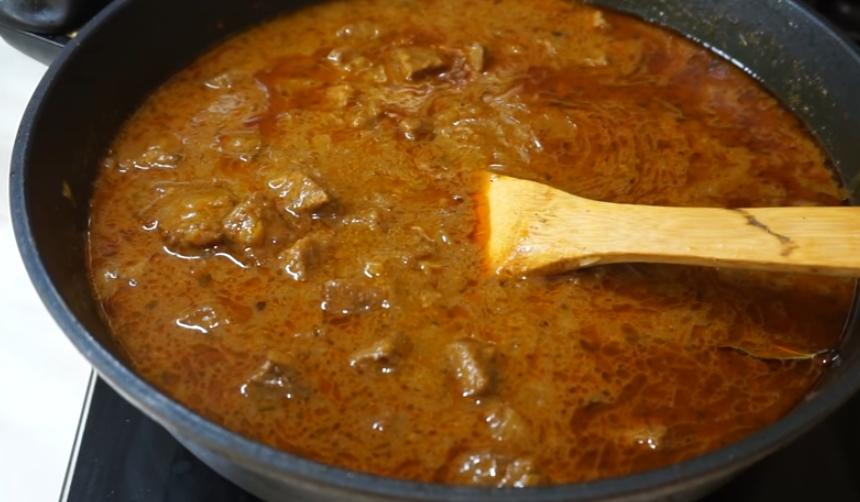как быстро и вкусно приготовить гуляш из говядины